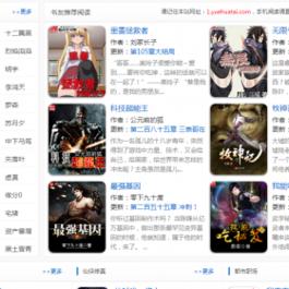 互站网48元买的PTCMS小说程序源码 自动采集